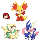 have some kawaii pokemon