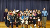 4th Grade UIL Participants and Coaches