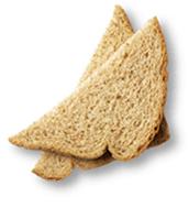An ounce of bread