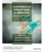 La efectividad de los derechos humanos en América Latina
