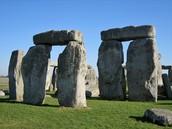 Trilithons At Stonehenge