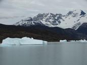 Glaciers of El Calafate, Argentina