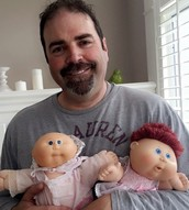 My Dad Handed out Dolls in a Department Store, and Dealt with Multiple Crazy Customers