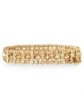 Arrison Stretch Bracelet Gold