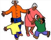 Grandparents Raising Grandchildren Advocacy