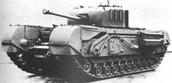 Church hill tank