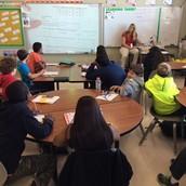 Mrs. Hardy's Math Class