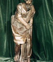 Retablo of San Benito: Zacharias?