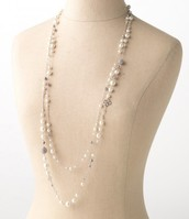 MADELEINE PEARL NECKLACE