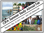 Thursday - 11-2 pm - Lil's, Center for Int'l Programs Abroad