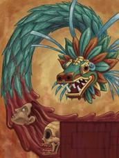 Aztec God, Quetzalcoatl