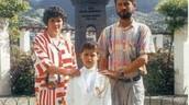 Cristiano Ronaldo's parents