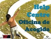 Harrera Bulegoa/Help Centre