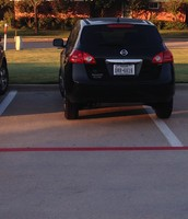 Mary's Perpendicular Parking