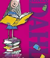 Matilda (The book cover)