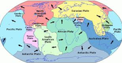 What are plate tectonics