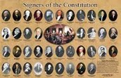 sighners of the constitutions