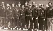 1972 Olympic wrestling team