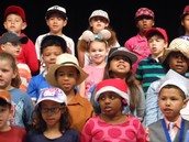 Earth Day Assembly: 2nd grade