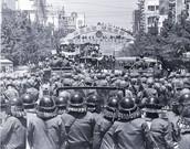 Gwangju democratzation movement 5.18