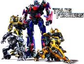 Movie 1: Transformers