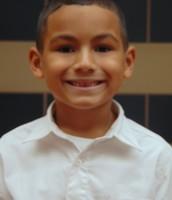 Josiah Rodriguez - First Grade