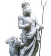 Statue Hades