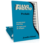 Piano Pronto (& Binders!)