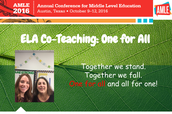 Co-Teaching: One for All