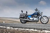 Come and Take the 2014 Triumph Thunderbolt Lt for a Spin, from Now till June 5th