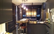 1-bedroom - Kitchen look across