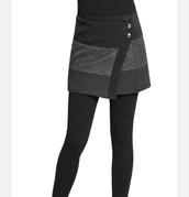 Swathe Skirt-M