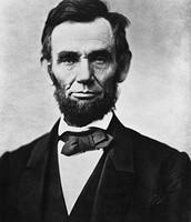 אברהם לינקולן בעת כהונתו כנשיא