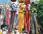 Tanabata celebration