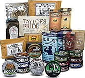 There are many different kind of smokeless tobacco