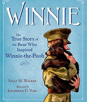 Winnie: The True Story of the Bear Who Inspired Winnie-the-Pooh by Sally M Walker