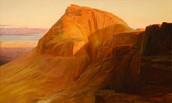 ציור מאת :אדוארד ליר - 1858