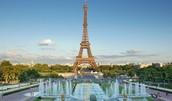 עיר בירתה של צרפת , פריז