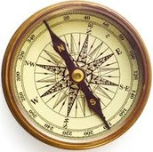 The beginners compass