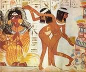 Las gachas se remontan a la época del antiguo Egipto.