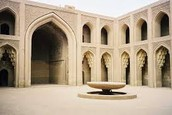 House of Wisdom in Baghdad, Iraq. Built in 830
