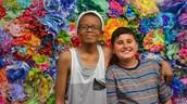LGA M Cinco De Mayo Celebration-Handmade Photo Wall