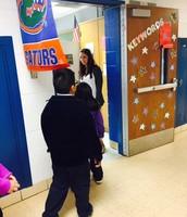 Classroom Entry!