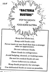 Bacteria Busters
