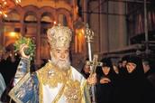 הנהגה יוונית נוצרית בירושלים