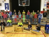 4th Grade Orff Performance