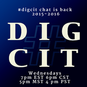 #digcit chat topics for September