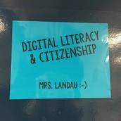 Minuteman Digital Literacy and Citizenship