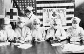 Doctors in 1918