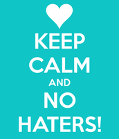 No Haters Allowed